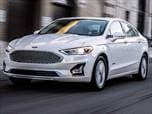 2020 New Ford Fusion SE Hybrid