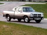1992 Dodge D150 Club Cab