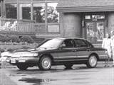 1992 Mercury Grand Marquis