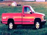 1993 Chevrolet 3500 Regular Cab