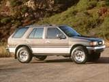 1993 Isuzu Rodeo