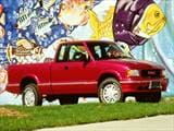 1995 GMC Sonoma Club Coupe Cab
