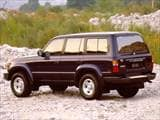 1996 Toyota Land Cruiser
