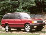 1999 Land Rover Range Rover Image