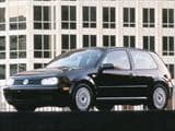 1999 Volkswagen Golf (New)