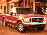 2001 Ford F350 Super Duty Regular Cab Image