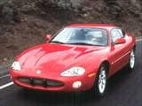 2001 Jaguar XK Series