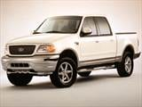2002 Ford F150 SuperCrew Cab