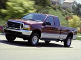 2002 Ford F250 Super Duty Super Cab Image