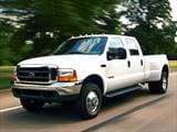2002 Ford F350 Super Duty Crew Cab Image