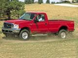 2002 Ford F350 Super Duty Regular Cab