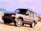2002 Land Rover Discovery Series II Image