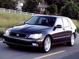 2002 Lexus IS