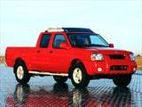 2002 Nissan Frontier Crew Cab Image