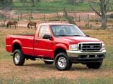 2003 Ford F350 Super Duty Regular Cab