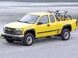 2004 Chevrolet Colorado Extended Cab Image