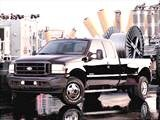 2004 Ford F350 Super Duty Super Cab Image