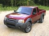 2004 Nissan Frontier King Cab Image