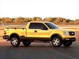2005 Ford F150 Super Cab