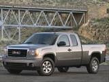 2007 GMC Sierra 1500 Extended Cab Image