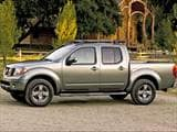 2008 Nissan Frontier Crew Cab Image