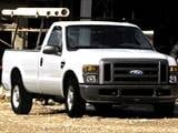 2009 Ford F250 Super Duty Regular Cab