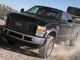 2009 Ford F350 Super Duty Crew Cab Image