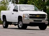 2011 Chevrolet Silverado 3500 HD Regular Cab Image