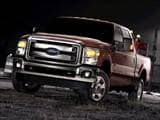 2011 Ford F350 Super Duty Crew Cab Image