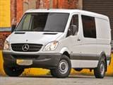 2011 Mercedes-Benz Sprinter 2500 Crew