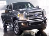 2013 Ford F250 Super Duty Crew Cab