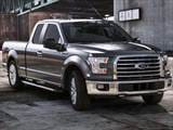 2016 Ford F150 Super Cab