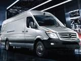 2016 Mercedes-Benz Sprinter 2500 Cargo