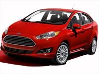 Certified Pre-Owned Ford Fiesta