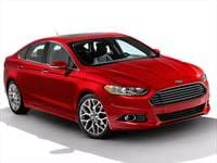 Certified Pre-Owned Ford Fusion