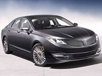Certified Pre-Owned Lincoln MKZ