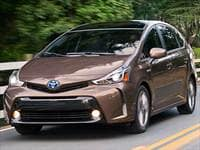 Certified Pre-Owned Toyota Prius v