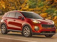 Certified Pre-Owned Kia Sportage