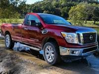 Nissan TITAN XD Single Cab
