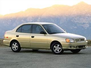Hyundai Accent GL Sedan