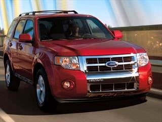 Ford Escape 4WD XLT