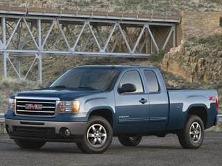 GMC Sierra 1500 2WD Extended Cab S