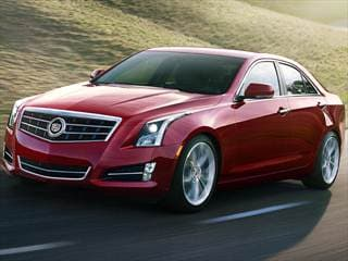 Cadillac ATS 2-0T AWD Sedan