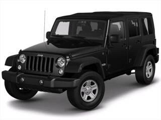 Jeep Wrangler 4WD Unlimited Sport