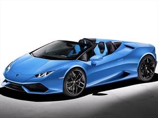 2016 lamborghini huracan lp 610 4 spyder new car prices. Black Bedroom Furniture Sets. Home Design Ideas