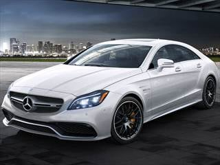 Image gallery 2016 cls550 amg for Mercedes benz cl 240