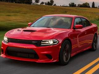 2017 Dodge Charger Consumer Reviews