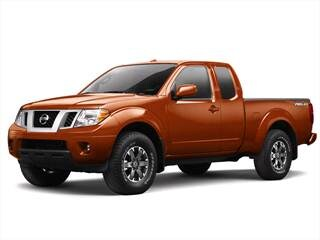 2017 Nissan Frontier King Cab PRO-4X New Car Prices ...