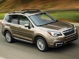 Subaru Forester 2-5i Premium