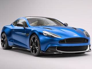 2018 aston martin vanquish s new car prices kelley blue book. Cars Review. Best American Auto & Cars Review